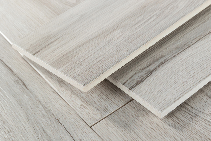 Oak Wood Like Tiles
