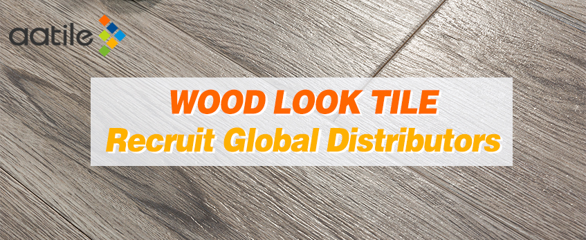 Recruit Global Distributor of Wood Look Tile