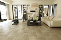 Wood Grain Tile