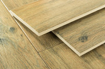 Anti-slip Larch Wood Grain Tiles