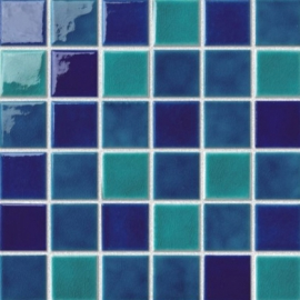 Beautiful Porcelain Swimming Pool Mosaic Tiles