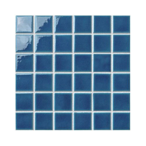 Porcelain Mosaic Used in Pool Design