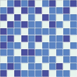 China Wall Decoration Swimming Pool Glass Mosaic Tile
