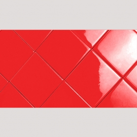 Red Living Room Tile