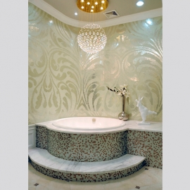 Bathroom Glazed Design Decorative Tile