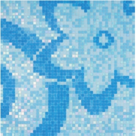 Sky Blue Swimming Pool Tiles