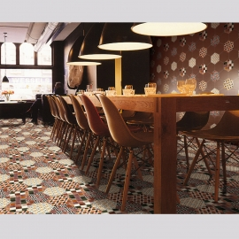 Ceramic Floor Tiles for Lounge