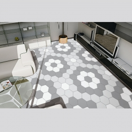 Type of Combination Flooring Tiles