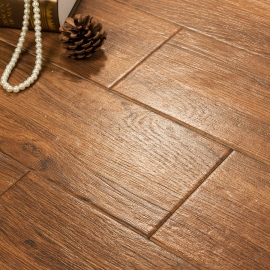 Rosewood Ceramic Wood Tiles