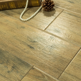 Non-slip Wood Grain Tiles