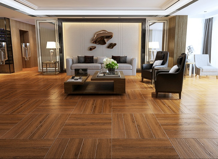 The Future Home Design Trends - Wood Look Tile