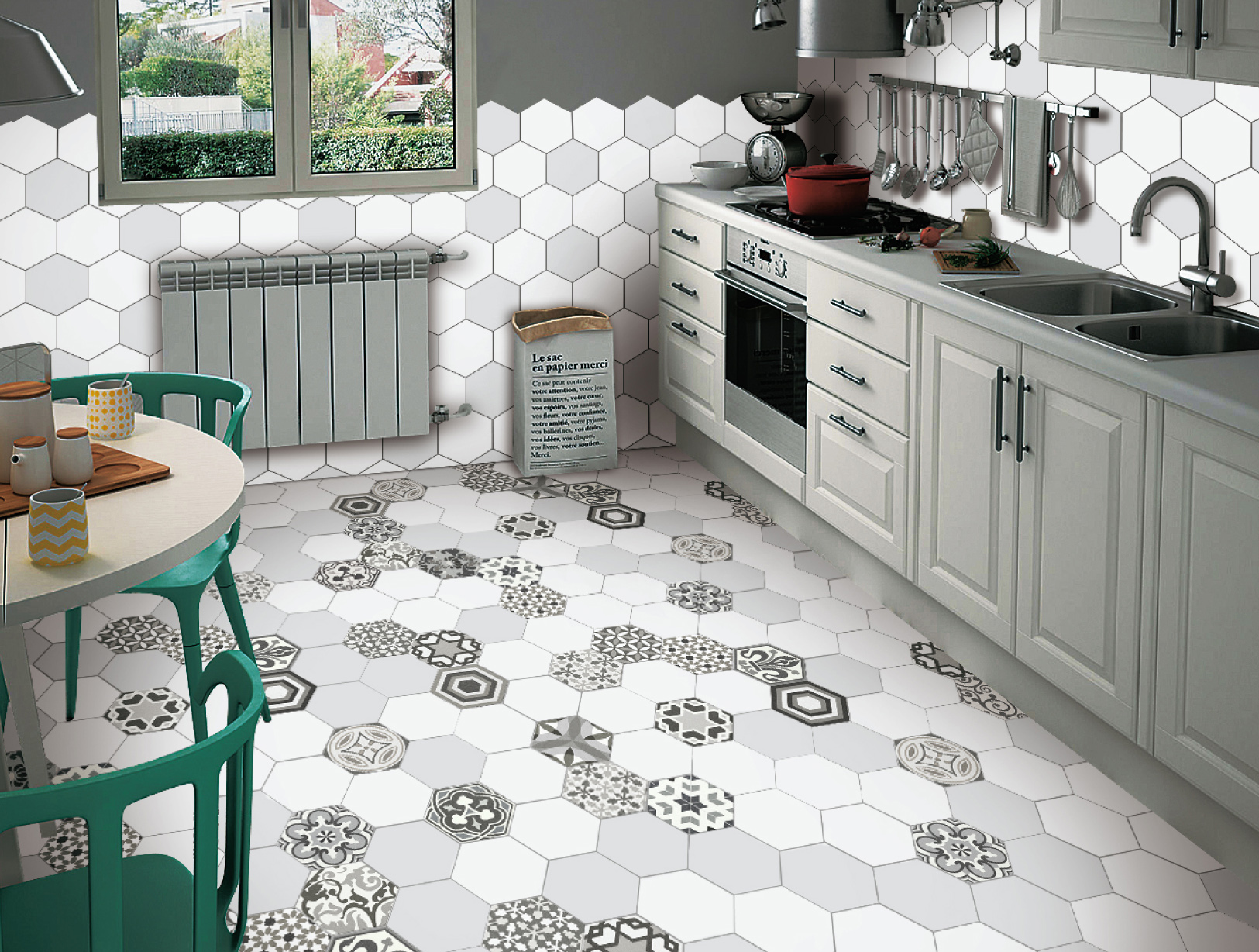 Teach You the Right Methods to Maintain Ceramic Tiles