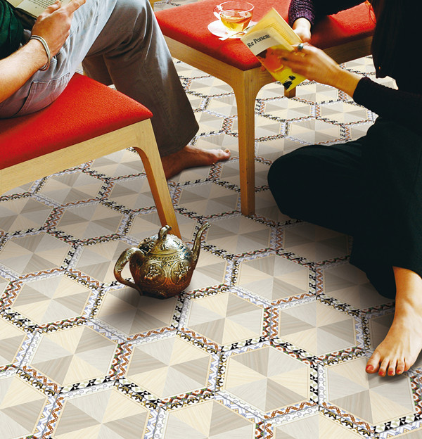 How to Use Ceramic For Amazing Floor Tile Design