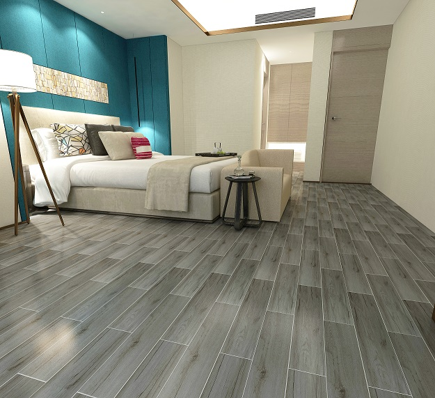 Why People Like to Use Wood Look Tile Instead of Wood Flooring?